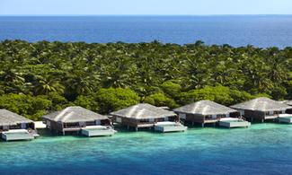 馬爾代夫【Dusit Thani Maldives‧內陸機及快艇接駁】自由行套票5-31天