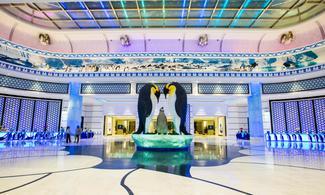 珠江客運珠海【長隆3大主題酒店.2人同行】自由行套票2-4天~『來回珠海九洲港』
