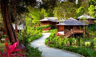沙巴【Bunga Raya Resort】自由行套票5-31天