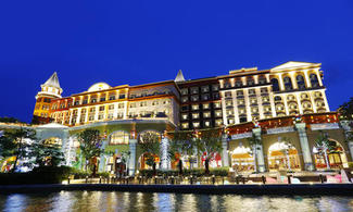 珠江客運珠海【長隆3大主題酒店+門票‧2人同行】自由行套票2天~『來回珠海九洲港』