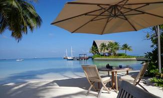 馬爾代夫【促銷優惠‧Shangri - La's Villingili Resort & Spa Maldives‧內陸機及快艇接駁】自由行套票6天4晚