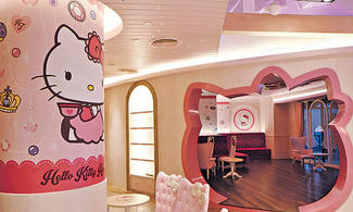 #曼谷【Siam Kempinski X Hello Kitty House】自由行套票3-31天