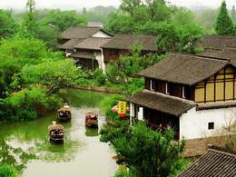 #上海+杭州【上。杭】自由行套票5天