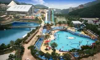 京畿道【Carribean Bay 加勒比海灣水上樂園】自由行套票3-31天
