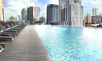 曼谷【促銷優惠‧Compass Skyview Hotel】自由行套票4-22天(包BTS一天車票,每房2張)