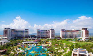 三亞【Sofitel Sanya Leeman Resort】自由行套票3-15天