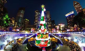 長榮航空台北【聖誕節‧ 預留機位】自由行套票4天 (出發日期:2016年12月24日)