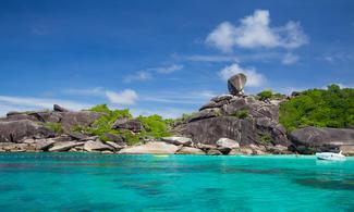布吉島【斯米蘭群島Similan Islands浮潛一天遊】自由行套票3-31天