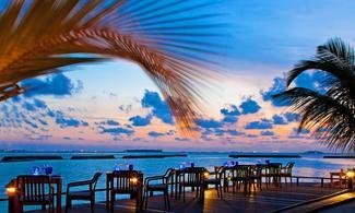 馬爾代夫【Sheraton Full Moon Resort & Spa Maldives‧快艇接駁】自由行套票5-31天