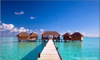 馬爾代夫【Conrad Maldives‧內陸機及快艇接駁】自由行套票5-31天