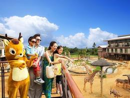 台北六福莊生態渡假旅館【主題樂園】自由行套票3-31天
