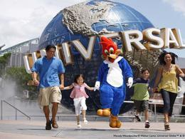 【名勝世界·主題樂園】環球影城及S.E.A.海洋館新加坡自由行套票3-31天