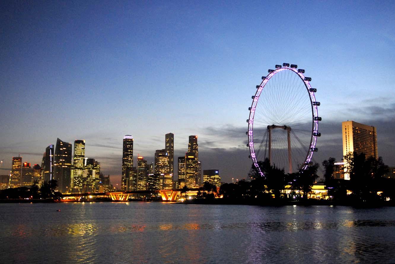 【DIY】自由組合行程 │新加坡自由行套票3-31天