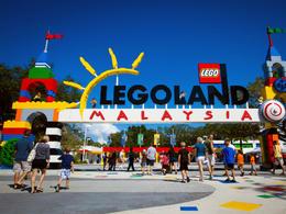 【Legoland主題樂園】新加坡 + 新山自由行套票4-31天