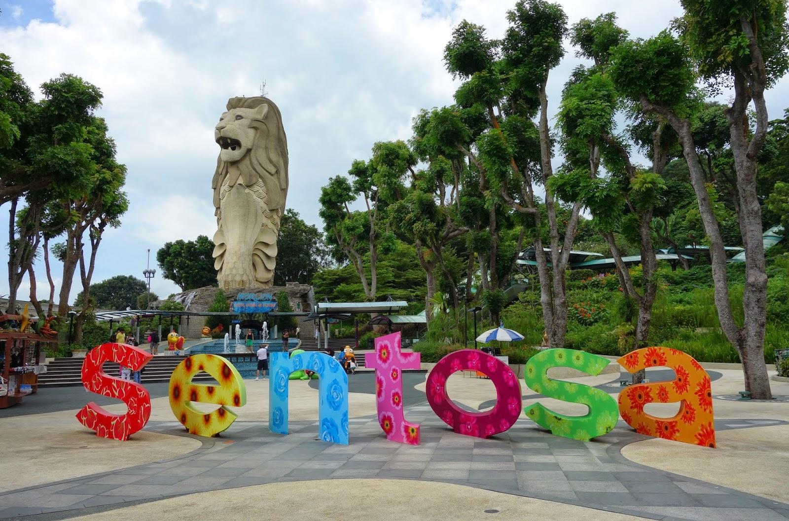 【主題玩樂】聖淘沙懶人包│包聖淘沙1日歡樂任選5套票及一日聖淘沙捷運車票│新加坡自由行套票3-31天