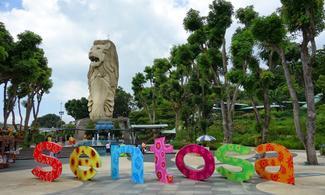 【High 翻聖淘沙】新加坡+聖淘沙自由行套票3-31天(包聖淘沙1日歡樂任選5套票)