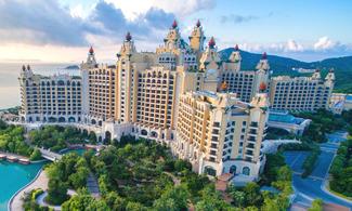 【長隆3大主題酒店】金光飛航│珠海自由行套票2-4天~『來回澳門氹仔碼頭』