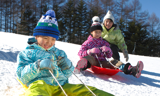 【滑得喜】白樺湖滑雪體驗│包免費全程pocket wifi租借服務│東京+池之平酒店自由行套票 4-31天