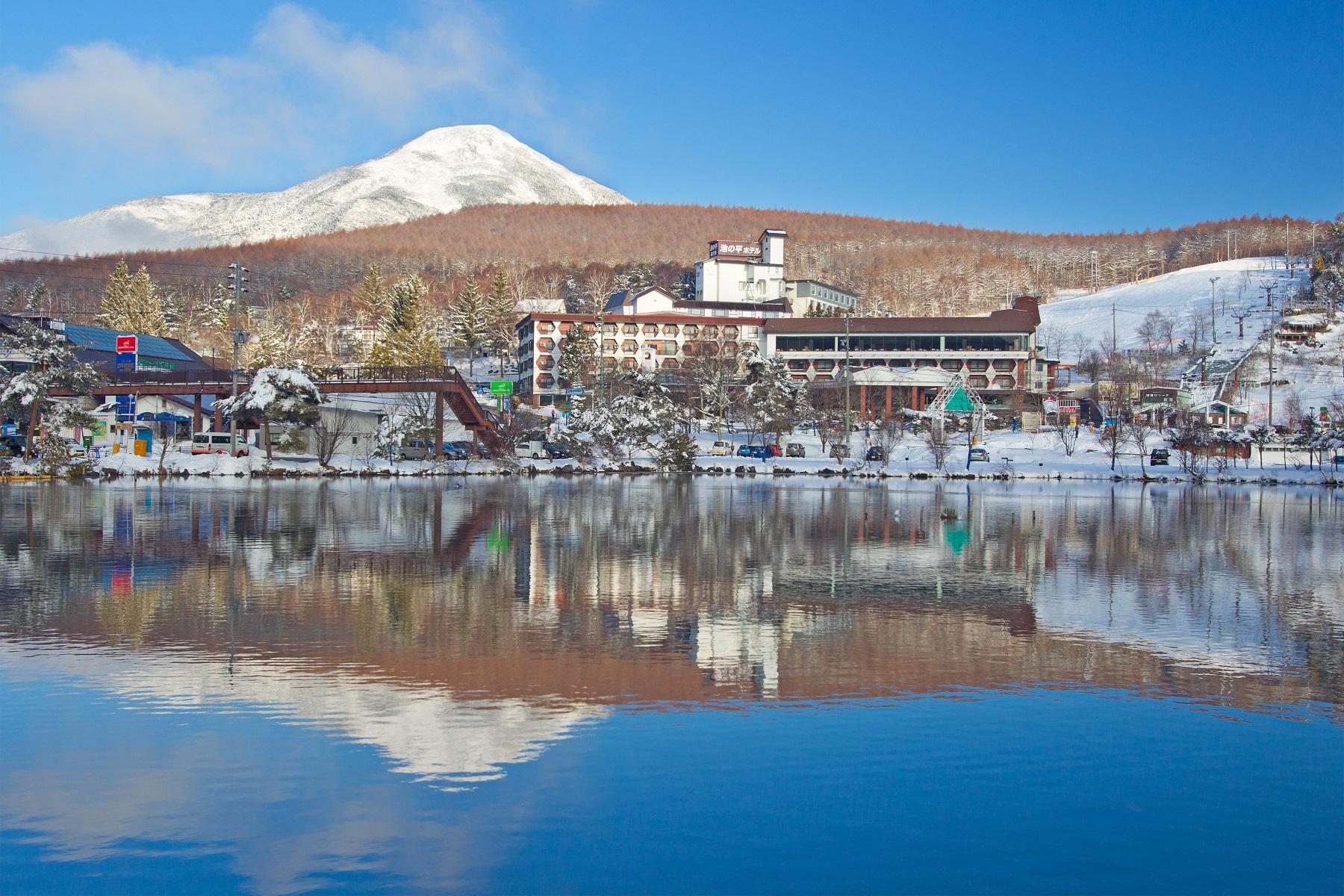 【滑得喜】白樺湖畔的日本小瑞士│包pocket wifi租借服務│東京+池之平酒店自由行套票 4-31天
