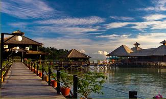 【Gayana Eco Resort】沙巴自由行套票5-31天