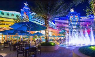 珠江客運珠海【長隆3大主題酒店+門票.2人同行】自由行套票2天~『來回珠海九洲港』
