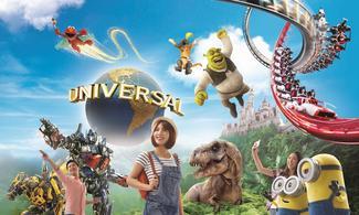 【Fun ‧ 紛樂園】新加坡環球影城™│新加坡自由行套票3-31天