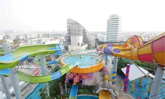 曼谷【人氣卡通水上樂園Pororo Aqua Park】自由行套票3-31天