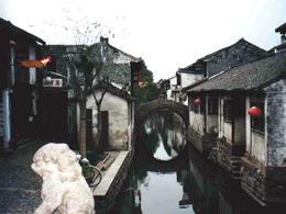 上海【水鄉古鎮‧周莊一天遊】自由行套票3-31天 (包來回接送和景點門票)