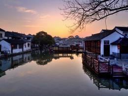 上海【水鄉古鎮‧同里一天遊】自由行套票3-31天 (包來回接送和景點門票)