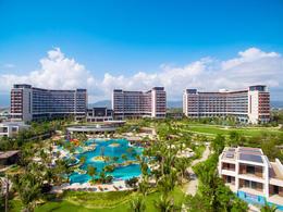 三亞【Sofitel Sanya Leeman Resort】自由行套票3-15天 (包自助晚餐)