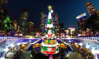 【聖誕節‧ 預留機位】長榮航空台北自由行套票4天 (出發日期:2017年12月23日)