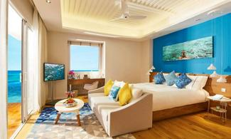 馬爾代夫【Kandima Maldives‧內陸機及快艇接駁】自由行套票5-31天