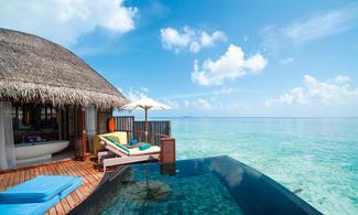 馬爾代夫【Constance Halaveli Maldives‧水上飛機接駁】自由行套票6-31天 (包一天Spa Bliss Package-共135分鐘)