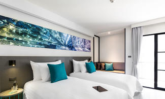 【新體驗】高CP值,4星推介: X2 Vibe Bangkok Sukhumvit Hotel | 曼谷自由行套票3-31天