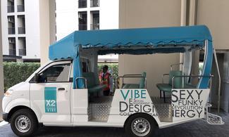 曼谷【2017年全新開幕酒店 X2 Vibe Bangkok Sukhumvit Hotel】自由行套票3-31天