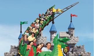 名古屋【全新開幕 Legoland® Japan】自由行套票3-31天 (包免費pocket wifi租借服務)