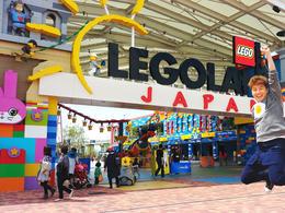 """日本通""""周奕瑋推介【主題樂園-Legoland® Japan】名古屋自由行套票3-31天(包免費全程pocket wifi租借服務)"""