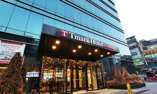 首爾【TMark, Tmark Grand, Center Mark Hotel】自由行套票4-31天 (包WiFi-Egg服務及單程AREX乘車券)