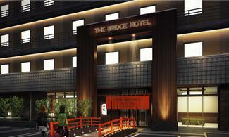 【The bridge hotel shinsaibashi Osaka】大阪自由行套票3-31天(包免費全程pocket wifi租借服務)