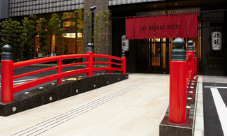 【推薦酒店】The Bridge Hotel Shinsaibashi │包pocket wifi租借服務│包阪急全線乘車一日劵│大阪自由行套票3-31天