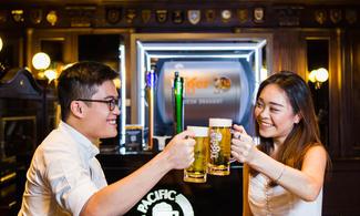 【啤酒廠半天遊】新加坡自由行套票 3-31天 (包虎牌啤酒廠連啤酒品嚐半天遊)