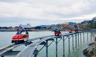 首爾【韓國現時唯一海上空中SKY BIKE】自由行套票3-31天(包全州傳統拌飯)