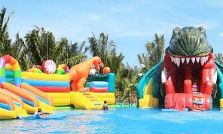 【2017年1月全新開幕恐龍海洋世界公園】布吉島自由行套票3-31天(包入場門票一張)