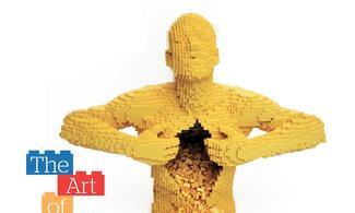 【潮!積木─絕對激目 The Art of the Brick 世界巡迴展覽】台北自由行套票3-31天(包展覽門票一張)