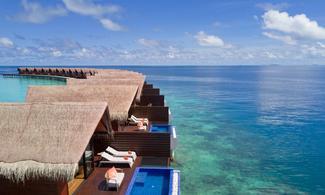【2017年7月全新開幕酒店 - Grand Park Kodhipparu Maldives】馬爾代夫自由行套票5天3晚 (包來回快艇接駁)
