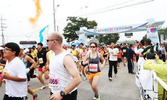 【第14屆鐵原DMZ國際和平馬拉松】首爾自由行套票3-31天 (馬拉松日期: 9月24日) (包專車來回首爾酒店至馬拉松埸地接送)