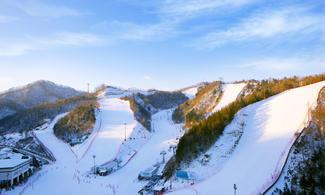 【滑得喜】包江村Elysian滑雪場一天團│首爾自由行套票3-31天