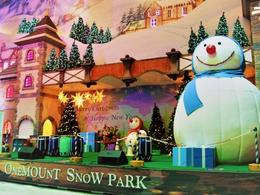 【Fun ‧ 紛樂園】包高陽Onemount冰雪樂園一天全天門票│首爾自由行套票3-31天