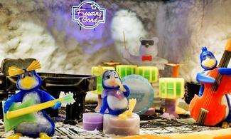 【新體驗】包2017年全新開幕冰雪樂園FREEZING ISLAND門票│首爾自由行套票3-31天