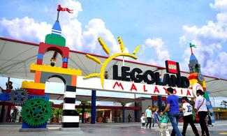 【主題樂園 - Legoland】新加坡自由行套票3-31天